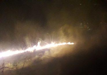 Incendiu Stația Ștei-Valea Aleu 1