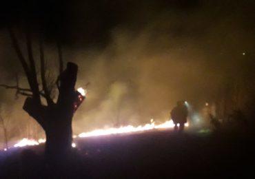 Incendiu Stația Ștei-Valea Aleu 2