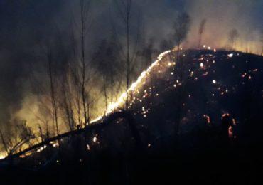 Incendiu Stația Ștei-Valea Aleu 5
