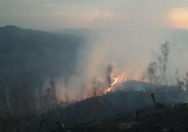 Incendiu Stația Ștei-Valea Aleu 6