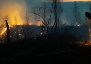Incendiu Stația Ștei-Valea Aleu 7