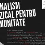 Jurnalism muzical pentru comunitate, un  proiect marca Bursa Talentelor prin Fundatia Comunitara Oradea