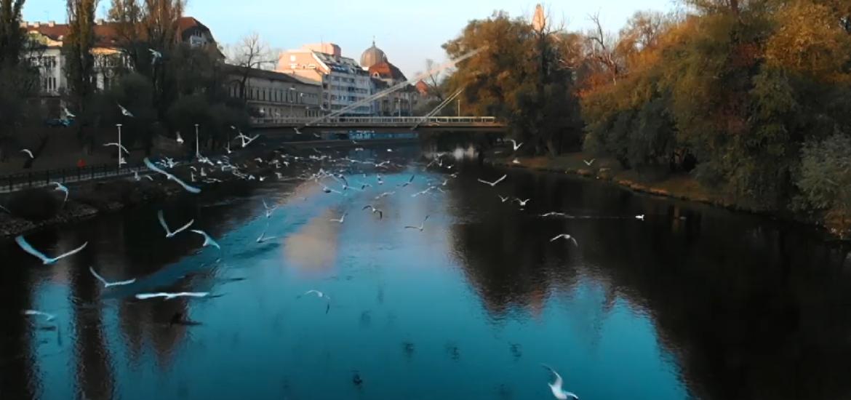 (VIDEO) Oradea promovata in noul clip de promovare a Romaniei, prezentat ieri de Ministerul Turismului