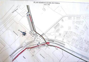 Mega-pasaj peste centura Oradea. Va avea aproape 1 km si va lega principalele zone comerciale din sudul orasului