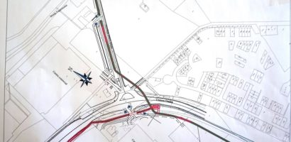 Start la constructia mega-pasajului de peste soseaua de centura, intre strada Universitatii si Piata 100