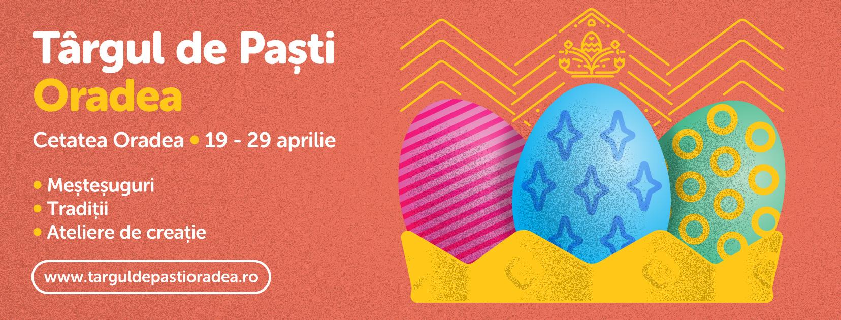 Targul de Pasti Oradea 2019 cover