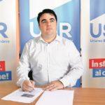 Traseism politic marca USR Arad. Vlad Botos, om nou, metehne vechi
