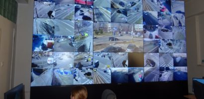 600 de camere video vor fi montate in parcuri, intersectii, langa scoli, in zonele centrale si pietonale aglomerate din Oradea