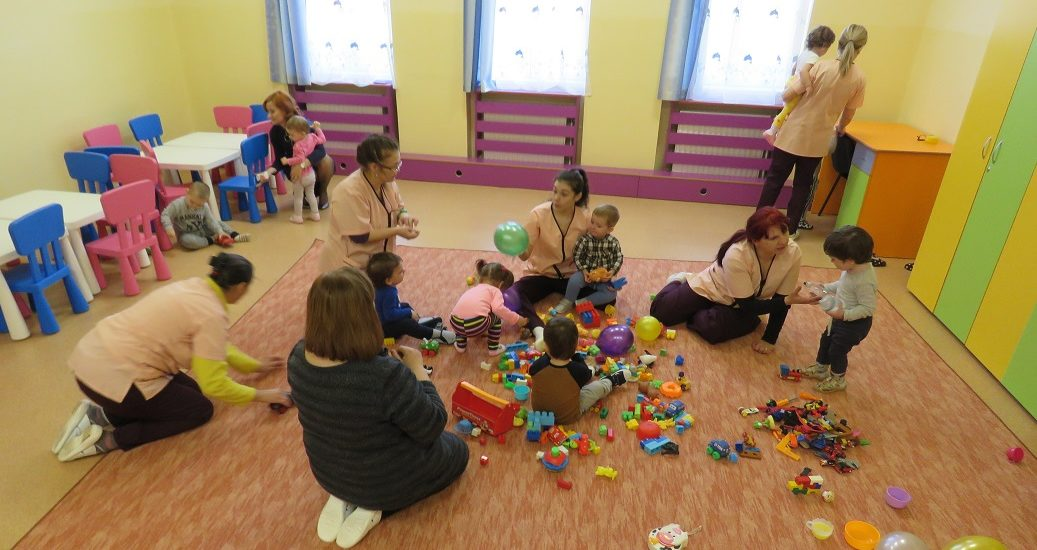 Primaria a deschis o cresa noua in Oradea. Astfel numarul de crese ajunge la 14