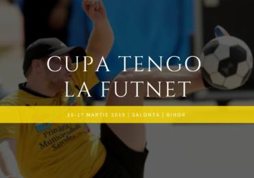 Tengo Salonta, cel mai titrat club românesc de futnet, vă invită la primul eveniment important din 2019.