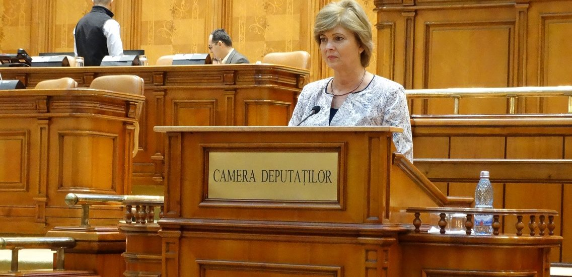 Florica Chereches: Ministrul Educatiei a fost prea ocupat cu campania electorala si a ignorat interesele elevilor