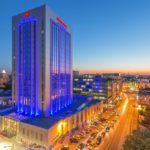 """Hotelul Sheraton si Scoala Americana din Bucuresti amenintate  ca vor fi atacate """"cu rachete"""", dupa un apel la 112"""