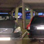 Un autoturism furat din Spania, depistat in Vama Bors si retinut de politistii de frontiera