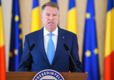 Iohannis a trimis Parlamentului doua teme pentru referendumul din 26 mai. Interzicerea amnistiei si interzicerea adoptarii de OUG-uri in domeniul infractiunilor