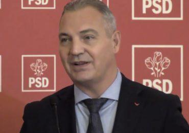 Trezorierul PSD, Mircea Draghici acuzat de delapidare. DNA il suspecteaza ca a sustras, in folos propriu, bani din contul partidului