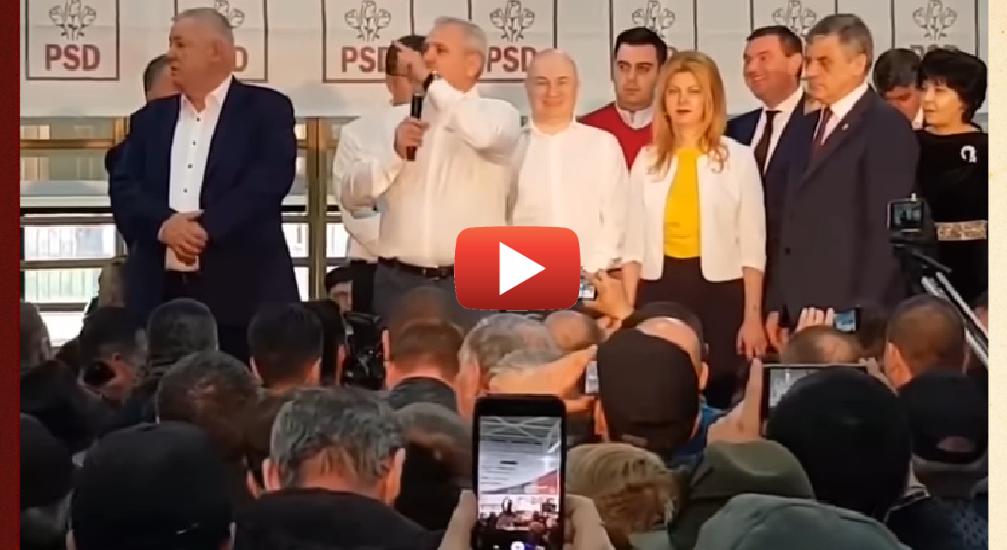 """PNL ii raspunde lui Dragnea printr-un clip VIDEO. Rareș Bogdan către Liviu Dragnea – """"Pe 26 mai, tu vei fi NIMIC!"""""""