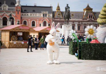 Program Targul de Pasti Oradea 2019. Ateliere creative, activități pentru copii și multă distracție