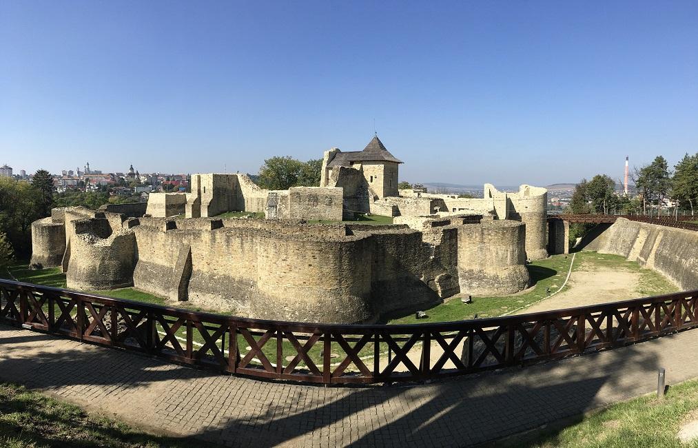 Suceava Cetatea Sucevei