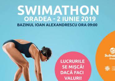 27 de proiecte vor sa faca Bihorul mai bun prin Swimathon Oradea 2019