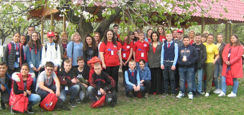 """Deschiderea mobilității a doua din cadrul Proiectului Erasmus+ coordonat de Școala Gimnazială """"Avram Iancu"""" Oradea"""