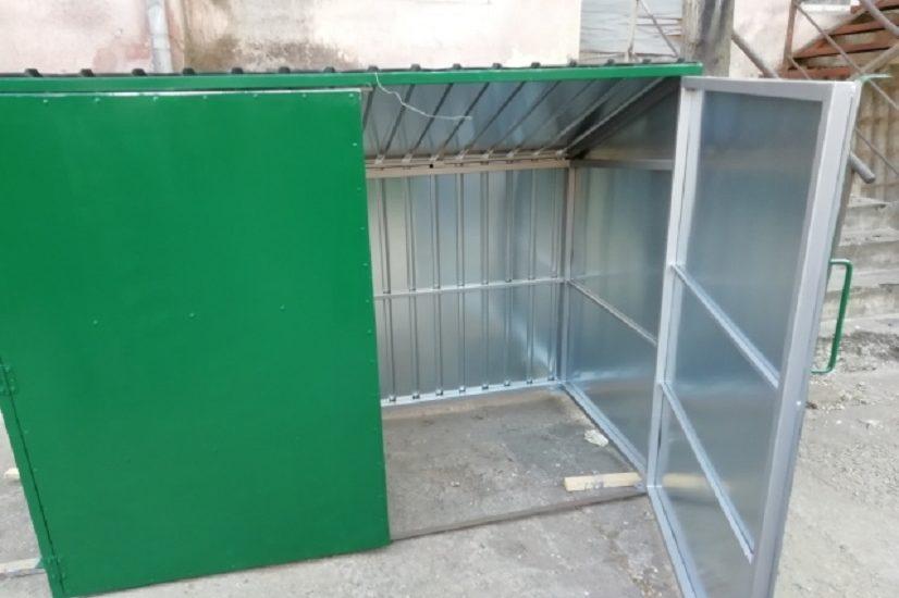 Primăria Oradea realizează incinte metalice sau de tip dulap la cererea asociațiilor de proprietari
