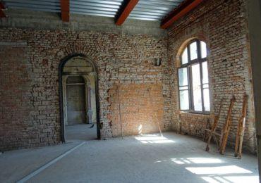lucrari acoperis palatul episcopal Piata unirii (1)