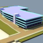 Parcare multifunctionala langa Spitalul Judetean din Oradea