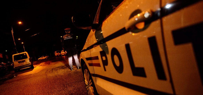 Oradean, urmarit national pentru furt, prins de politisti in apropiere de Sacadat