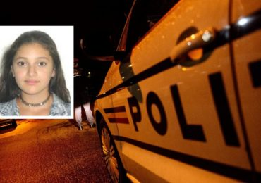 O minora de 15 ani din Simian este data disparuta de familie ei
