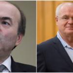 Tudorel Toader pierde Ministerul Justitiei, dupa ce i-a fost retras sprijinul politic si va fi inlocuit cu Eugen Nicolicea.