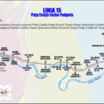 OTL anunta devieri ale liniilor de autobuz 13, 15 şi 16, incepand de azi