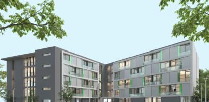 A fost semnat contractul pentru construirea  a doua camine studentesti in campusul Universitatii Oradea