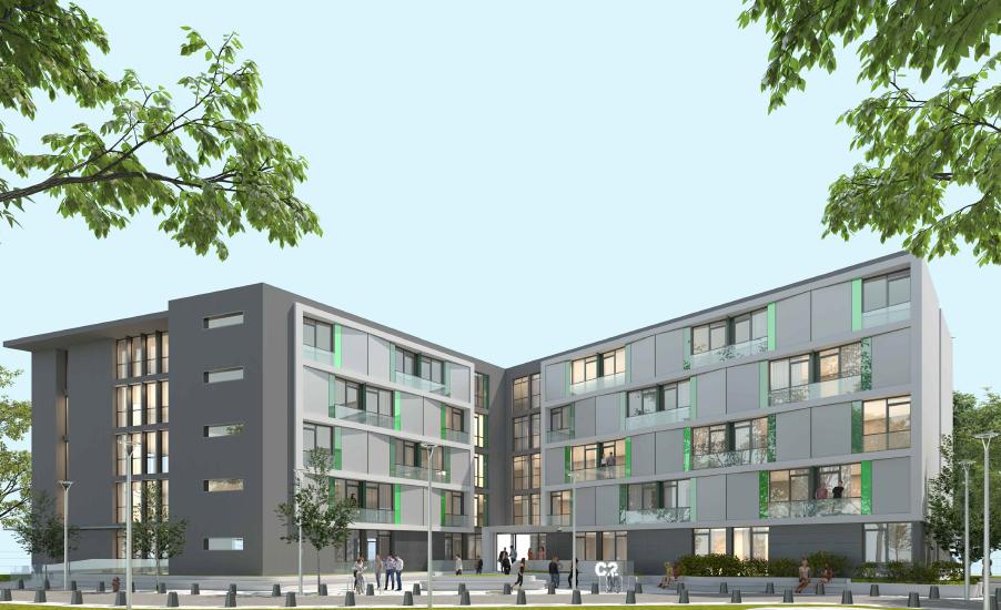 Ilie Bolojan: Doua camine studentesti cu 243 de camere vor fi construite pentru studenții Universității din Oradea