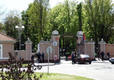 Mersul la cimitir este posibil doar in cazul unei inmormantari, anunta Politia Locala Oradea