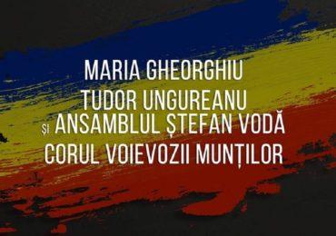 Concert la Oradea: Scrisoare pentru România MARE