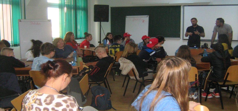 """Proiect Erasmus+ la Școala Gimnazială """"Avram Iancu"""" Oradea"""
