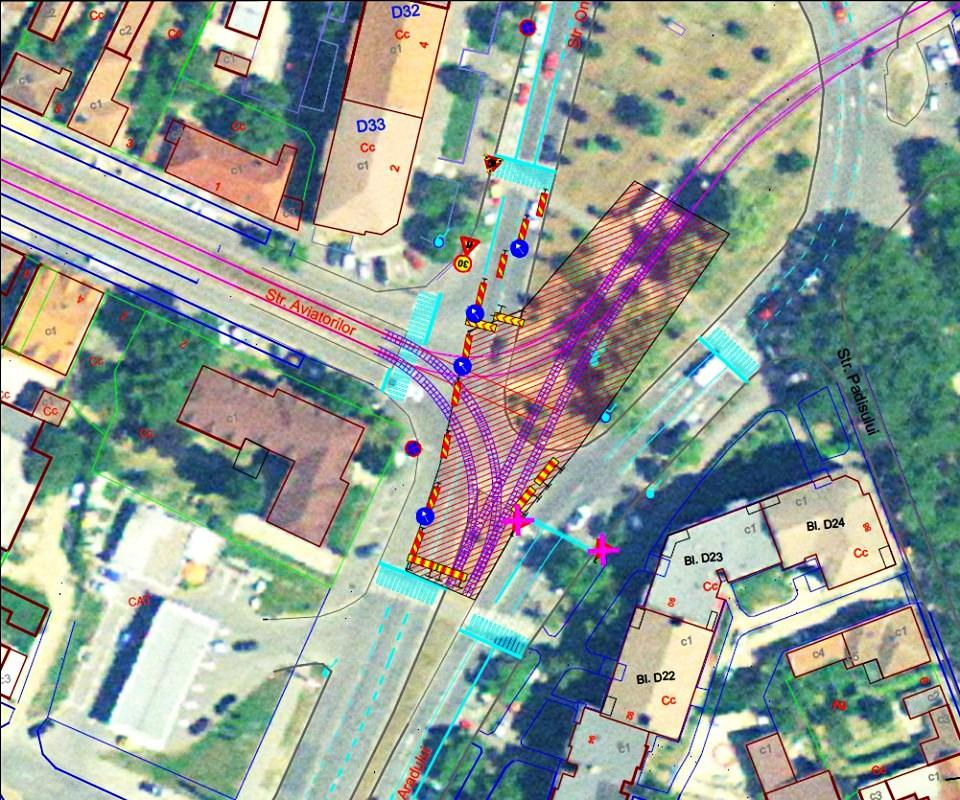 restrictii trafic Aradului Oradea