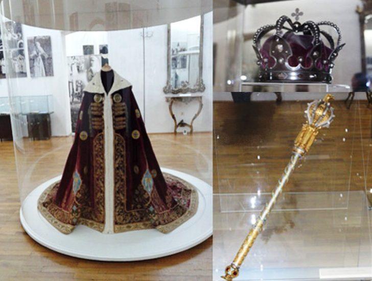 Primăria organizează la Oradea o expoziție inedită a coroanei, sceptrului și mantiei Regelui Ferdinand, în perioada 17-23 mai