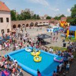 Pregatiri pentru Festivalul Copiilor din Oradea. Firmele interesate pot inchiria standuri in Cetatea Oradea