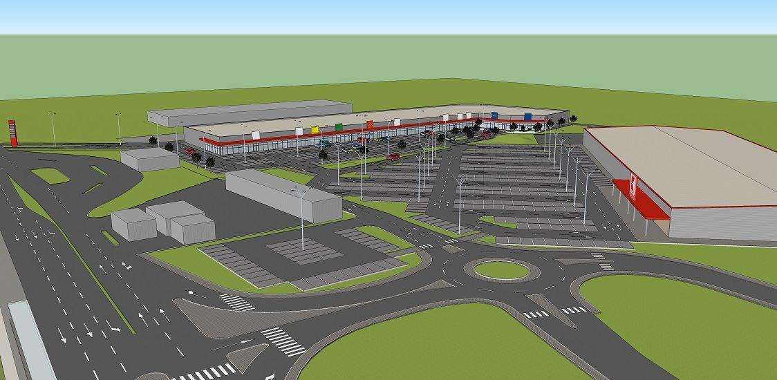 Oradea din ce in ce mai atractiva. RC Europe va construi un nou parc comercial in orasul nostru