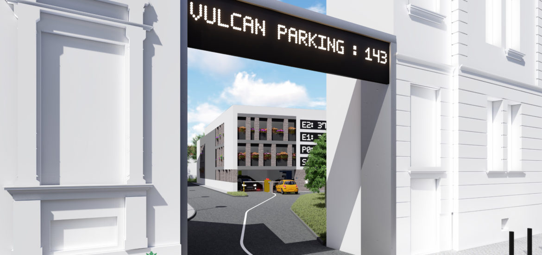 Construirea parcarii publice de pe str. Iosif Vulcan a primit avizul consilierilor locali (FOTO)