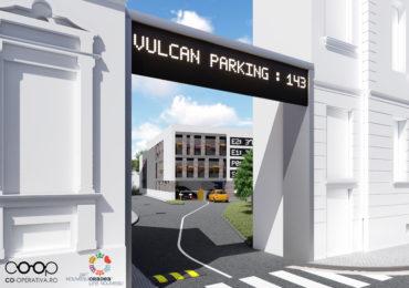 O noua parcare supraetajata, de 145 de locuri, va fi construita in Oradea
