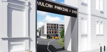 Licitație publică deschisă pentru realizarea parcării etajate din str. Iosif Vulcan