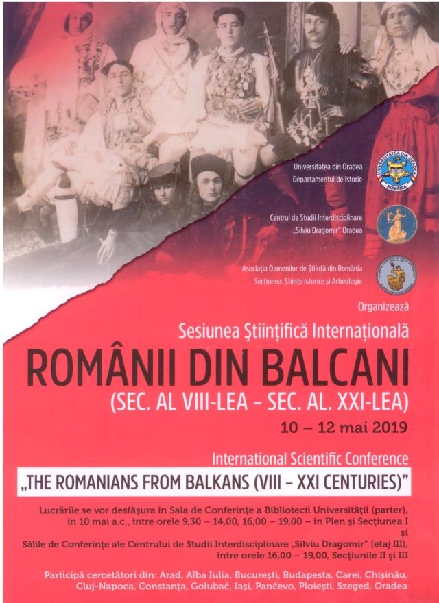 Românii din Balcani - media