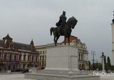 Statuia lui Mihai Viteazul din Piata Unirii va fi inlocuita cu cea a Regelui Ferdinand