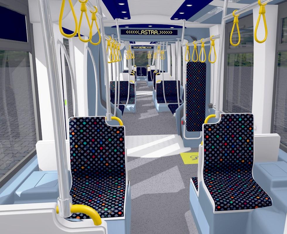 Tramvaie Astra Arad in Oradea (2)