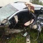 ISU Crisana: Un  barbat decedat, 3 femei si un minor de 15 ani din Ungaria au ajuns la spital (Foto)