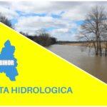 ALERTA! Bazinul hidrologic al Crisului Negru, din judetul Bihor, ramane sub COD GALBEN de inundatii