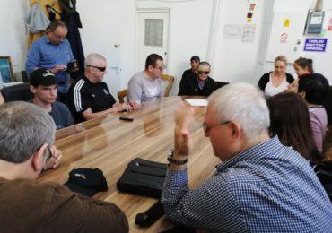 """Festivalul International de Creatie Literara pentru Nevazatori """"Pasii Profetului"""" editia a XXIX-a"""