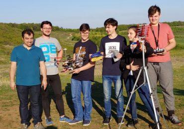 Echipa de copii de la CoderDojo Oradea a castigat ediția a cincea a Competiției Naționale CanSat, 2019